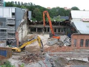 Utredning for NHP-nettverket om byggavfall