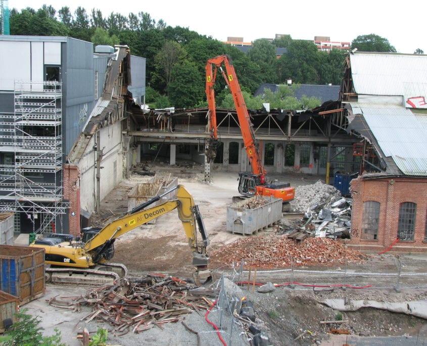Utredning om byggavfall