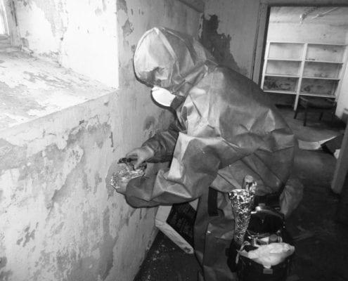 Byggavfall og miljøkartlegging